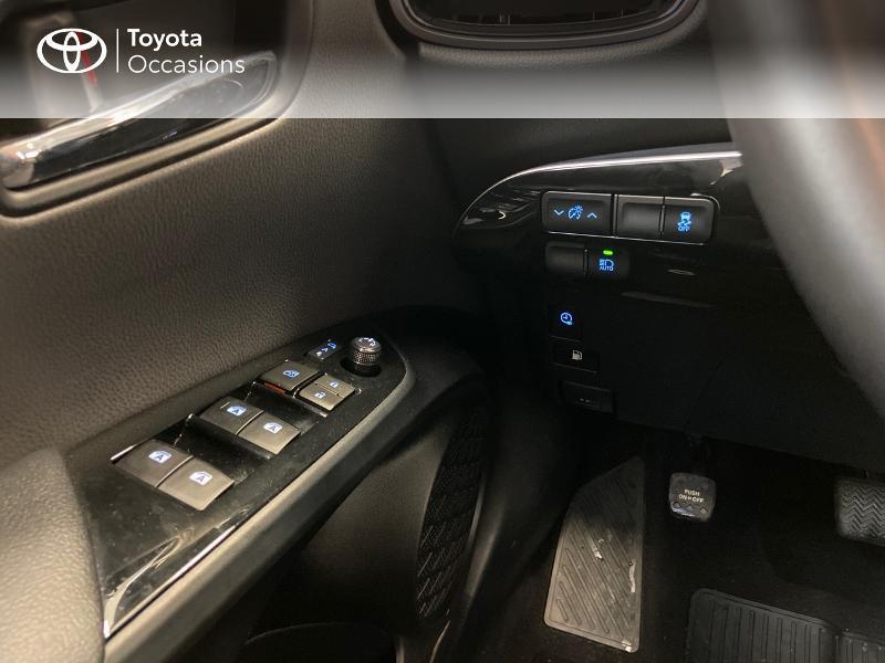 Photo 12 de l'offre de TOYOTA Prius Rechargeable 122h Solar à 22980€ chez Brest Automobiles - Toyota Brest