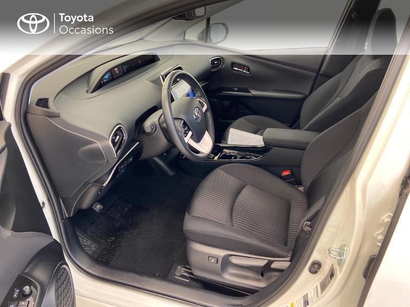 Photo 13 de l'offre de TOYOTA Prius Rechargeable 122h Solar à 22980€ chez Brest Automobiles - Toyota Brest