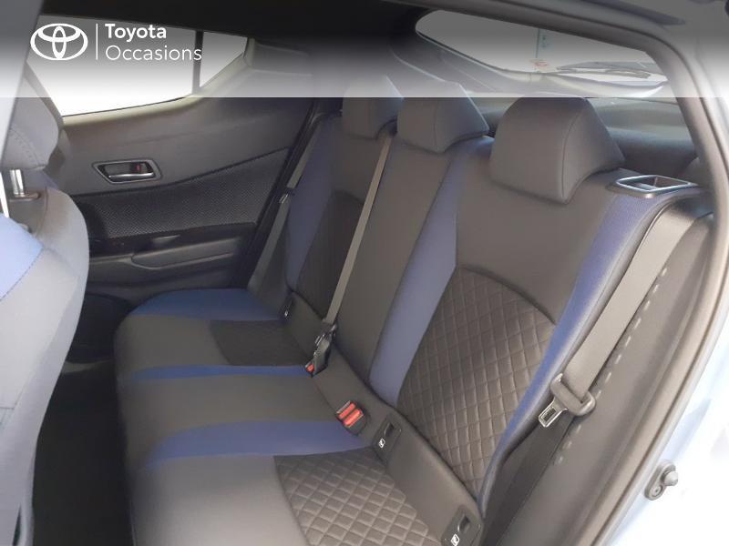 Photo 12 de l'offre de TOYOTA C-HR 122h Graphic 2WD E-CVT MC19 à 28980€ chez Brest Automobiles - Toyota Brest