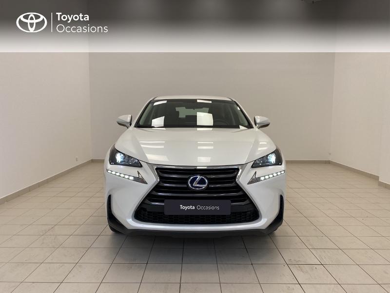Photo 5 de l'offre de LEXUS NX 300h 2WD Pack Business à 27480€ chez Brest Automobiles - Toyota Brest