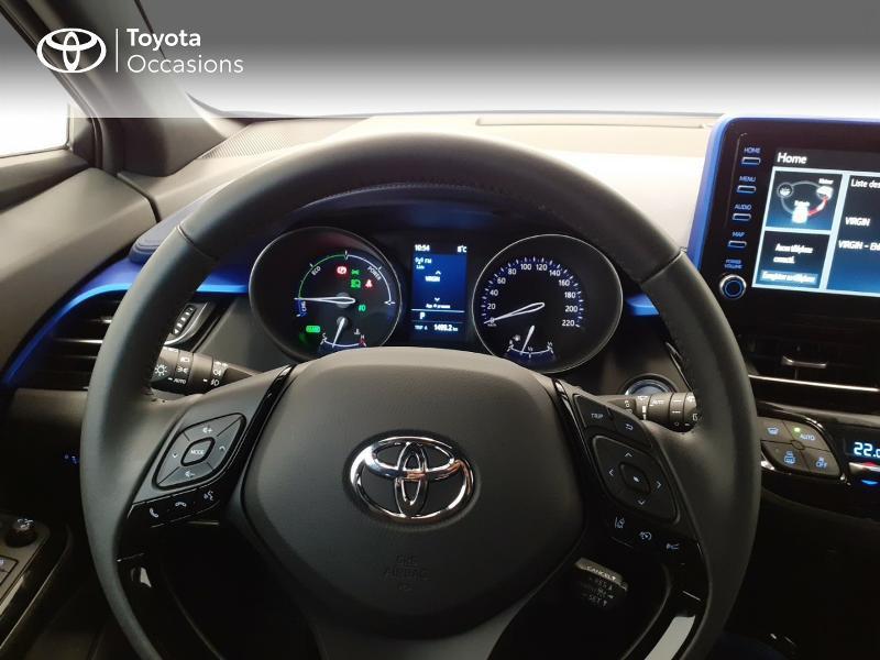 Photo 13 de l'offre de TOYOTA C-HR 122h Graphic 2WD E-CVT MC19 à 28980€ chez Brest Automobiles - Toyota Brest