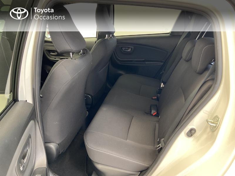 Photo 12 de l'offre de TOYOTA Yaris 100h Collection 5p MY19 à 15980€ chez Brest Automobiles - Toyota Brest