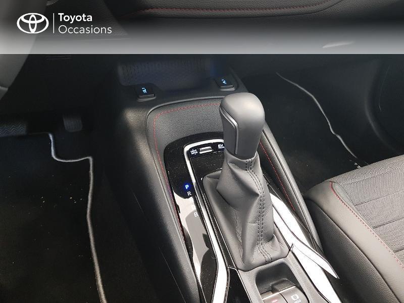 Photo 19 de l'offre de TOYOTA Corolla 122h Collection MY20 à 27490€ chez Brest Automobiles - Toyota Brest