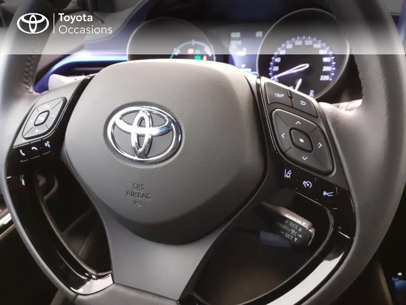 Photo 20 de l'offre de TOYOTA C-HR 122h Graphic 2WD E-CVT MC19 à 28980€ chez Brest Automobiles - Toyota Brest
