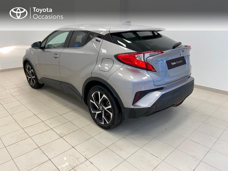 Photo 2 de l'offre de TOYOTA C-HR 122h Edition 2WD E-CVT à 21980€ chez Brest Automobiles - Toyota Brest