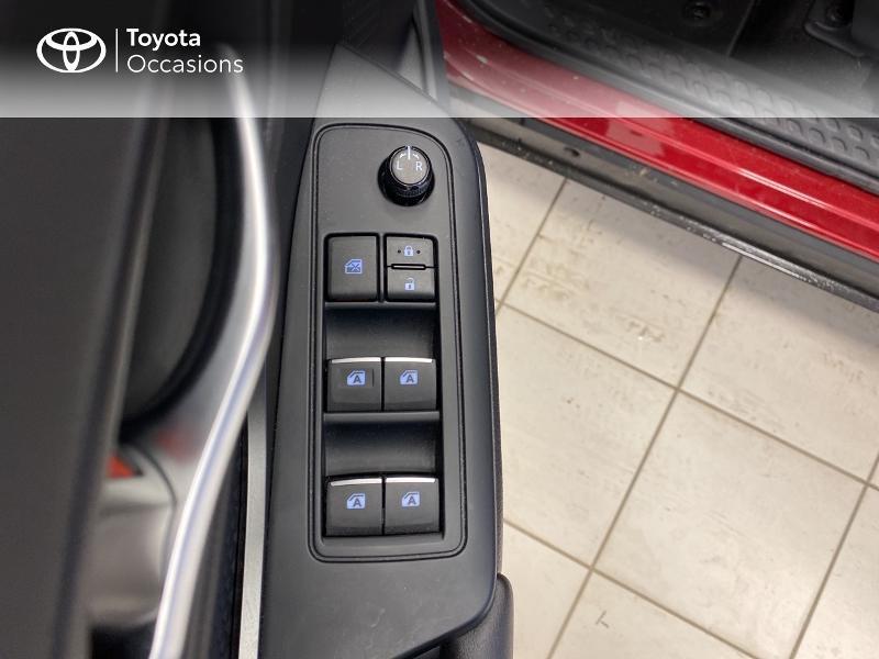 Photo 21 de l'offre de TOYOTA C-HR 122h Dynamic 2WD E-CVT à 18980€ chez Brest Automobiles - Toyota Brest
