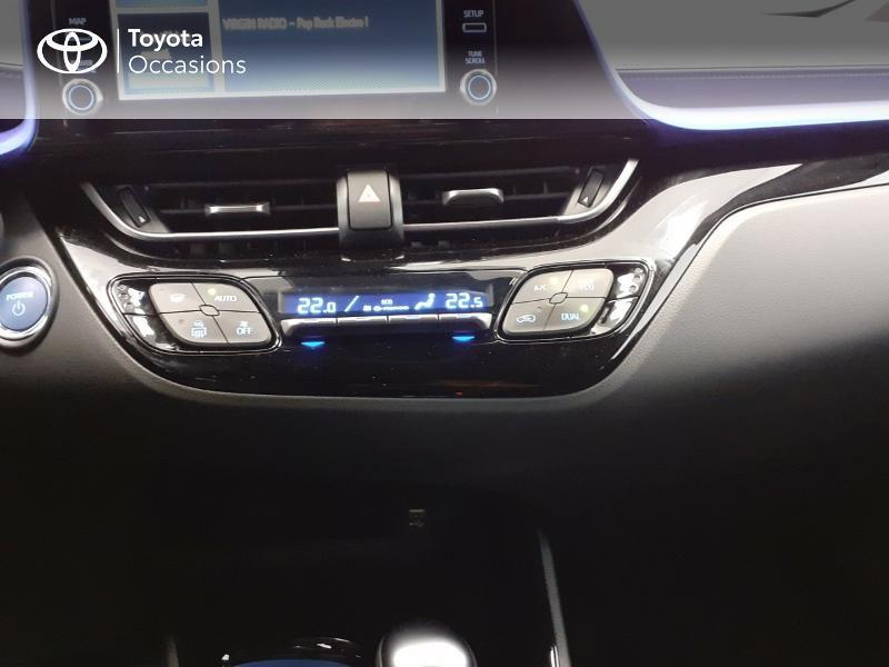 Photo 22 de l'offre de TOYOTA C-HR 122h Graphic 2WD E-CVT MC19 à 28980€ chez Brest Automobiles - Toyota Brest