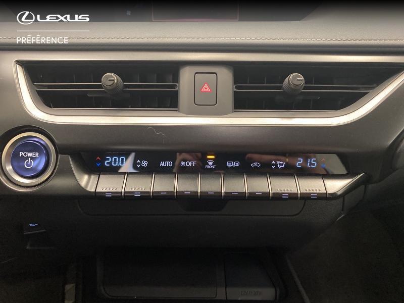 Photo 22 de l'offre de LEXUS UX 250h 2WD Premium Edition MY21 à 33980€ chez Brest Automobiles - Toyota Brest