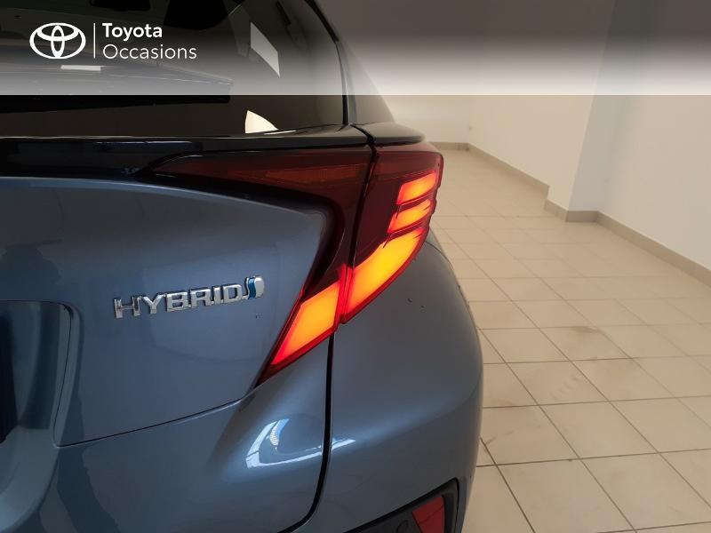 Photo 24 de l'offre de TOYOTA C-HR 122h Graphic 2WD E-CVT MC19 à 28980€ chez Brest Automobiles - Toyota Brest