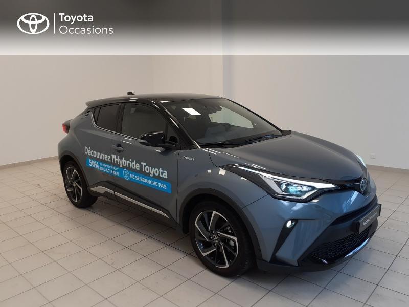 Photo 17 de l'offre de TOYOTA C-HR 122h Graphic 2WD E-CVT MC19 à 28980€ chez Brest Automobiles - Toyota Brest