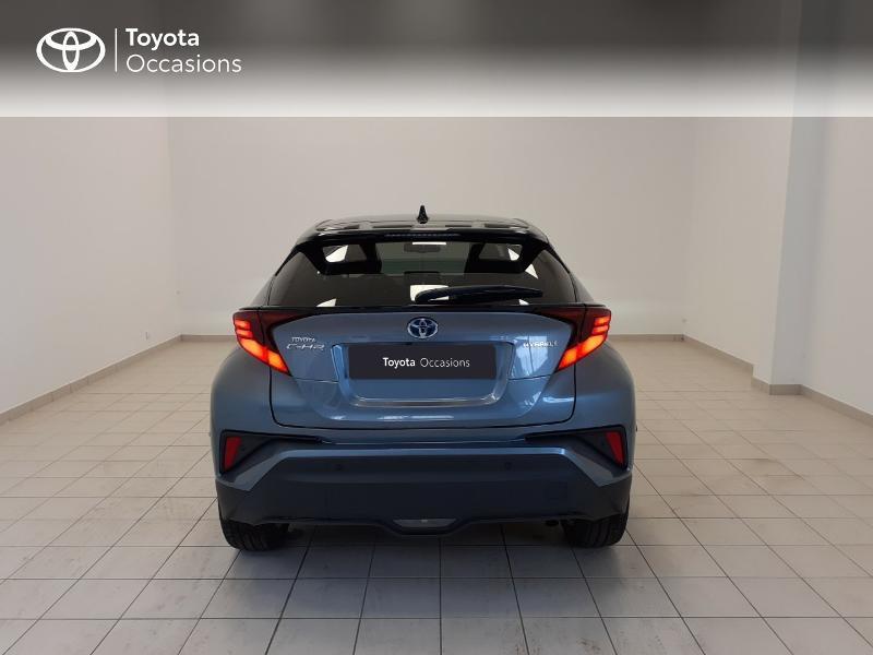Photo 4 de l'offre de TOYOTA C-HR 122h Graphic 2WD E-CVT MC19 à 28980€ chez Brest Automobiles - Toyota Brest