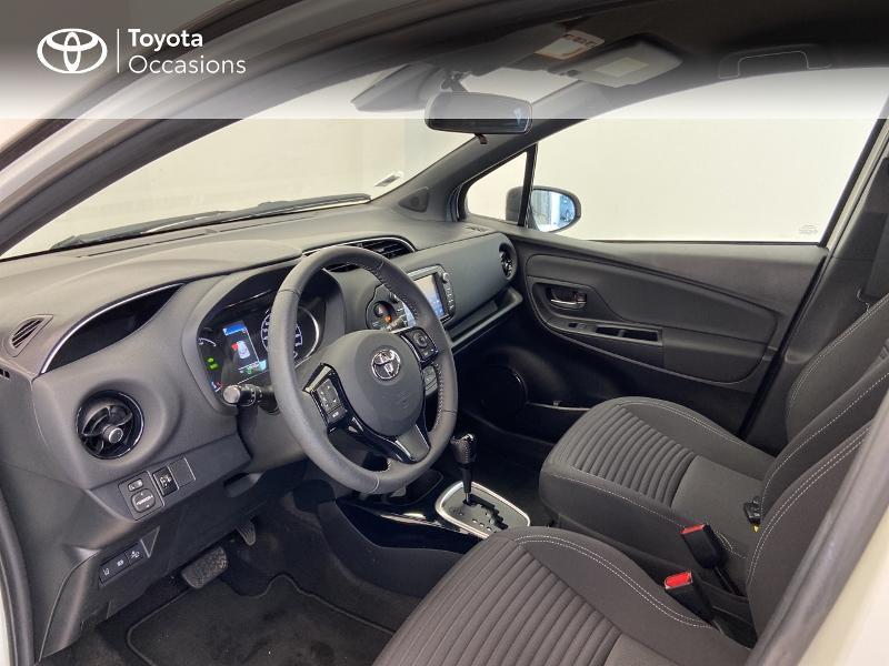 Photo 11 de l'offre de TOYOTA Yaris 100h Collection 5p MY19 à 15980€ chez Brest Automobiles - Toyota Brest