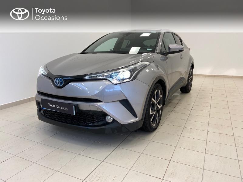 Photo 1 de l'offre de TOYOTA C-HR 122h Edition 2WD E-CVT à 21980€ chez Brest Automobiles - Toyota Brest