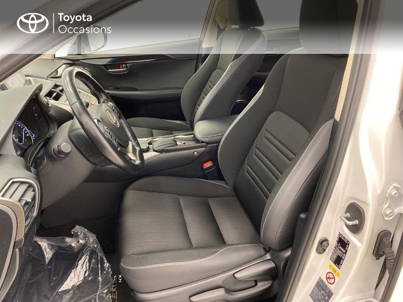 Photo 11 de l'offre de LEXUS NX 300h 2WD Pack Business à 27480€ chez Brest Automobiles - Toyota Brest