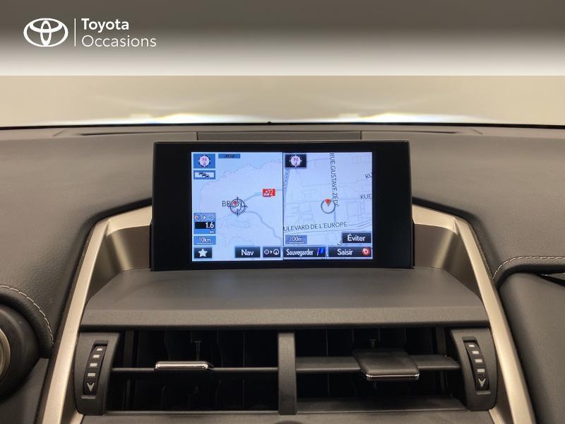 Photo 15 de l'offre de LEXUS NX 300h 2WD Pack Business à 27480€ chez Brest Automobiles - Toyota Brest