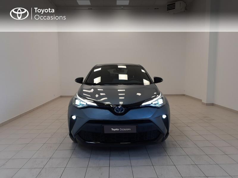 Photo 5 de l'offre de TOYOTA C-HR 122h Graphic 2WD E-CVT MC19 à 28980€ chez Brest Automobiles - Toyota Brest