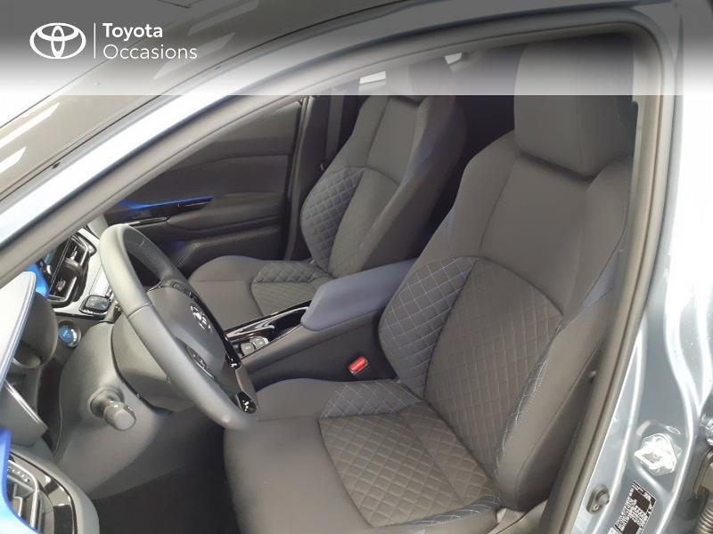 Photo 11 de l'offre de TOYOTA C-HR 122h Graphic 2WD E-CVT MC19 à 28980€ chez Brest Automobiles - Toyota Brest