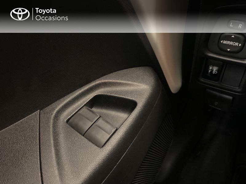 Photo 21 de l'offre de TOYOTA Aygo 1.0 VVT-i 69ch x-play 5p à 9480€ chez Brest Automobiles - Toyota Brest