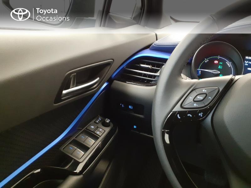 Photo 21 de l'offre de TOYOTA C-HR 122h Graphic 2WD E-CVT MC19 à 28980€ chez Brest Automobiles - Toyota Brest