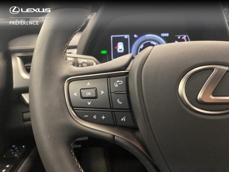 Photo 20 de l'offre de LEXUS UX 250h 2WD Premium Edition MY21 à 33980€ chez Brest Automobiles - Toyota Brest