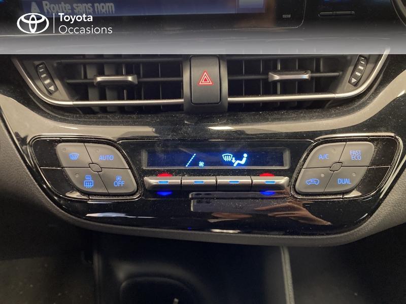 Photo 22 de l'offre de TOYOTA C-HR 122h Dynamic 2WD E-CVT à 18980€ chez Brest Automobiles - Toyota Brest