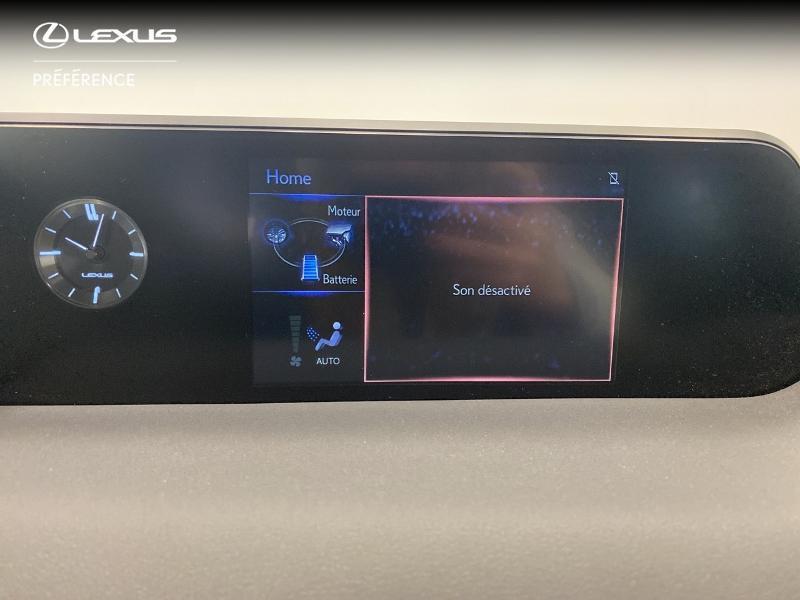 Photo 15 de l'offre de LEXUS UX 250h 2WD Premium Edition MY21 à 33980€ chez Brest Automobiles - Toyota Brest