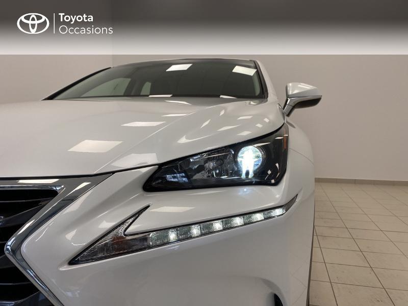 Photo 3 de l'offre de LEXUS NX 300h 2WD Pack Business à 27480€ chez Brest Automobiles - Toyota Brest