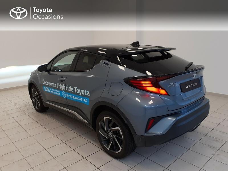 Photo 2 de l'offre de TOYOTA C-HR 122h Graphic 2WD E-CVT MC19 à 28980€ chez Brest Automobiles - Toyota Brest