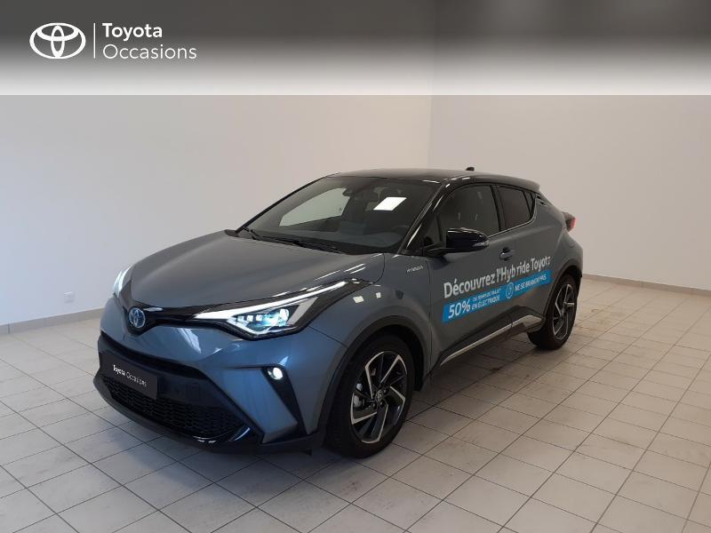 Photo 1 de l'offre de TOYOTA C-HR 122h Graphic 2WD E-CVT MC19 à 28980€ chez Brest Automobiles - Toyota Brest