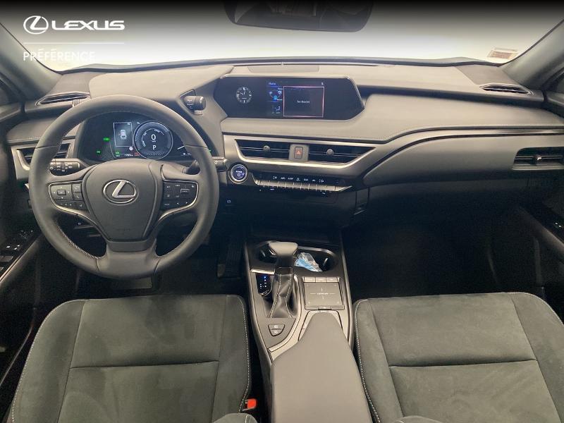 Photo 8 de l'offre de LEXUS UX 250h 2WD Premium Edition MY21 à 33980€ chez Brest Automobiles - Toyota Brest