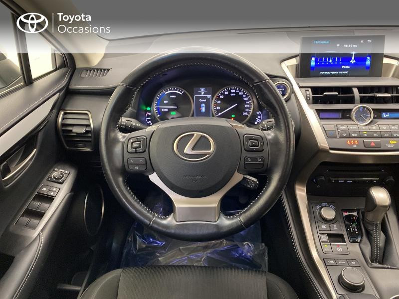 Photo 9 de l'offre de LEXUS NX 300h 2WD Pack Business à 27480€ chez Brest Automobiles - Toyota Brest