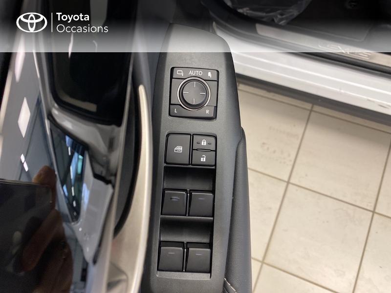 Photo 21 de l'offre de LEXUS NX 300h 2WD Pack Business à 27480€ chez Brest Automobiles - Toyota Brest