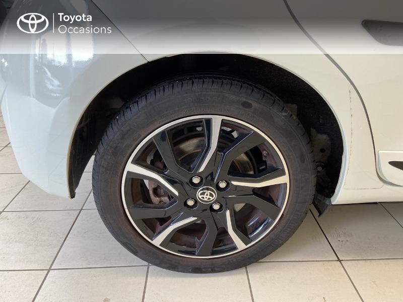 Photo 16 de l'offre de TOYOTA Yaris 100h Collection 5p MY19 à 15980€ chez Brest Automobiles - Toyota Brest