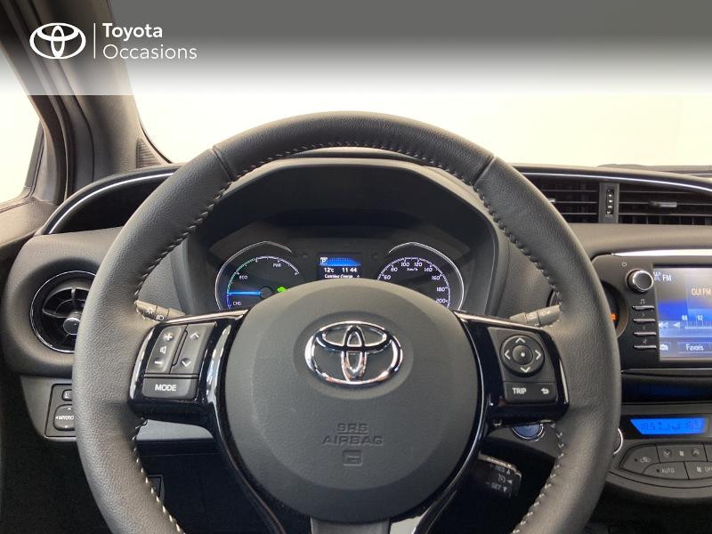 Photo 9 de l'offre de TOYOTA Yaris 100h Collection 5p MY19 à 15980€ chez Brest Automobiles - Toyota Brest
