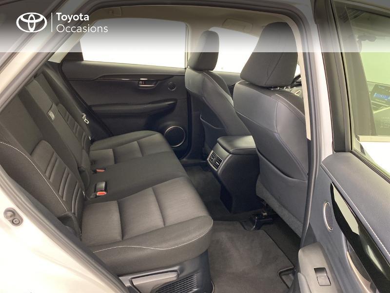Photo 7 de l'offre de LEXUS NX 300h 2WD Pack Business à 27480€ chez Brest Automobiles - Toyota Brest