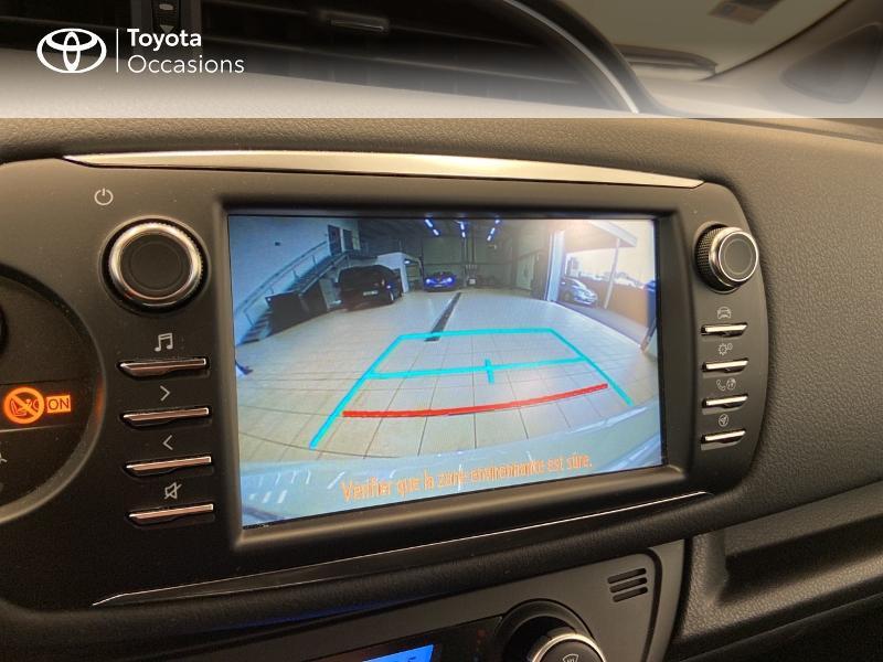 Photo 17 de l'offre de TOYOTA Yaris 100h Collection 5p MY19 à 15980€ chez Brest Automobiles - Toyota Brest