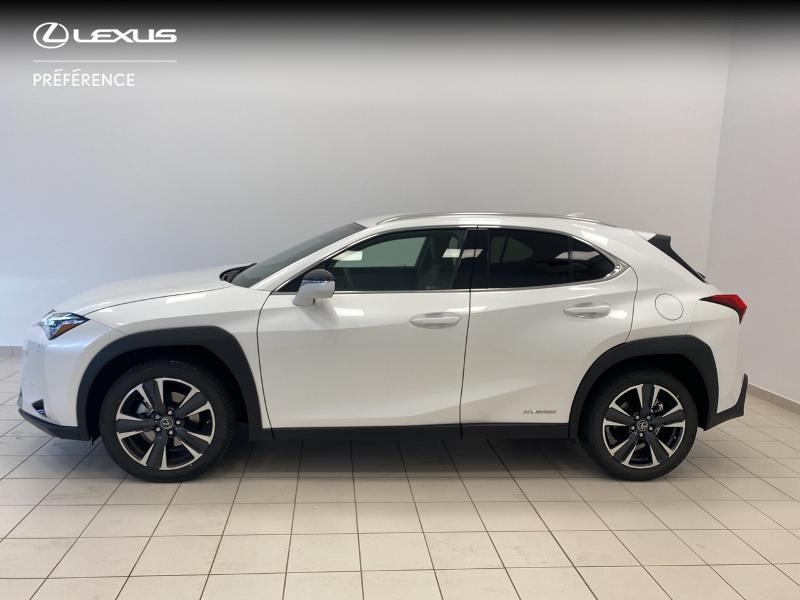 Photo 3 de l'offre de LEXUS UX 250h 2WD Premium Edition MY21 à 33980€ chez Brest Automobiles - Toyota Brest