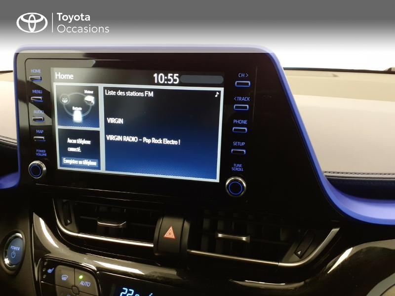 Photo 15 de l'offre de TOYOTA C-HR 122h Graphic 2WD E-CVT MC19 à 28980€ chez Brest Automobiles - Toyota Brest