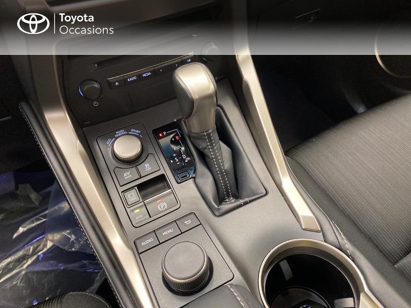 Photo 23 de l'offre de LEXUS NX 300h 2WD Pack Business à 27480€ chez Brest Automobiles - Toyota Brest