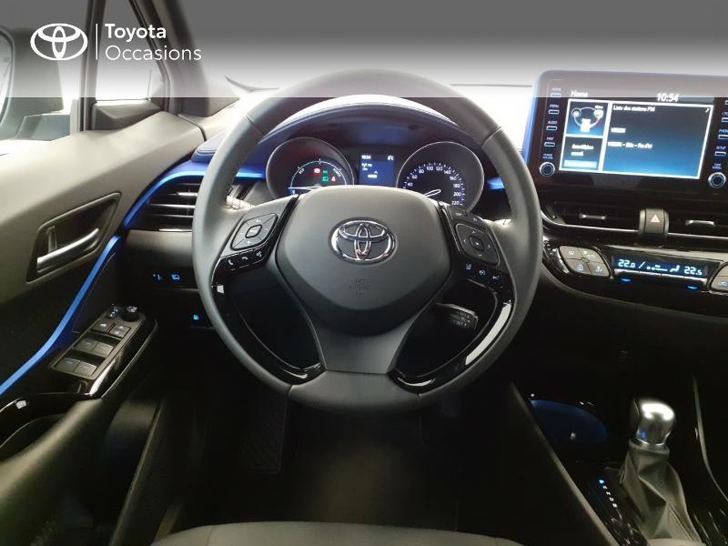 Photo 9 de l'offre de TOYOTA C-HR 122h Graphic 2WD E-CVT MC19 à 28980€ chez Brest Automobiles - Toyota Brest