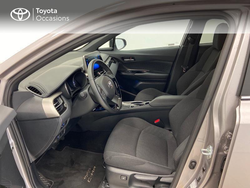 Photo 13 de l'offre de TOYOTA C-HR 122h Edition 2WD E-CVT à 21980€ chez Brest Automobiles - Toyota Brest