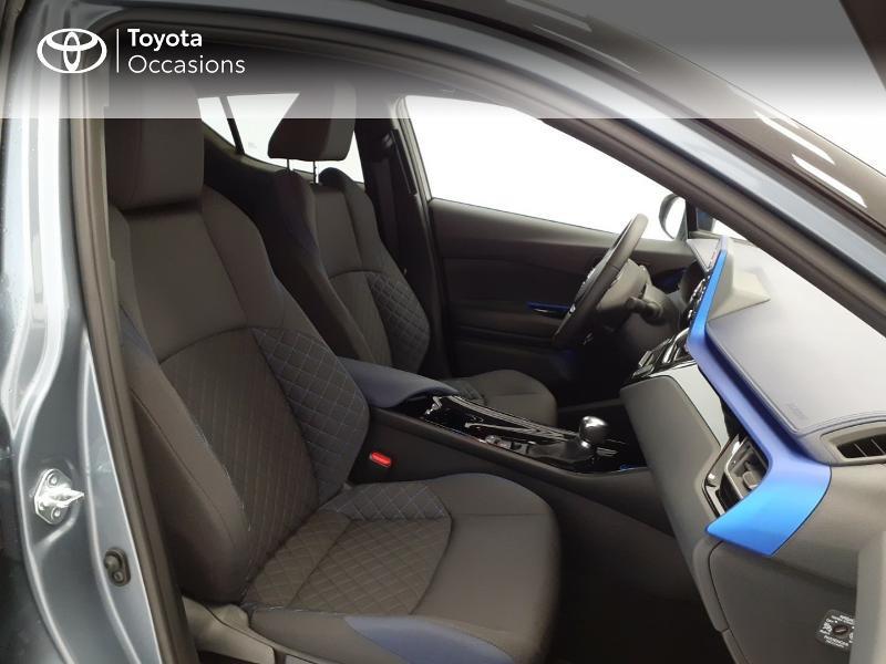Photo 6 de l'offre de TOYOTA C-HR 122h Graphic 2WD E-CVT MC19 à 28980€ chez Brest Automobiles - Toyota Brest
