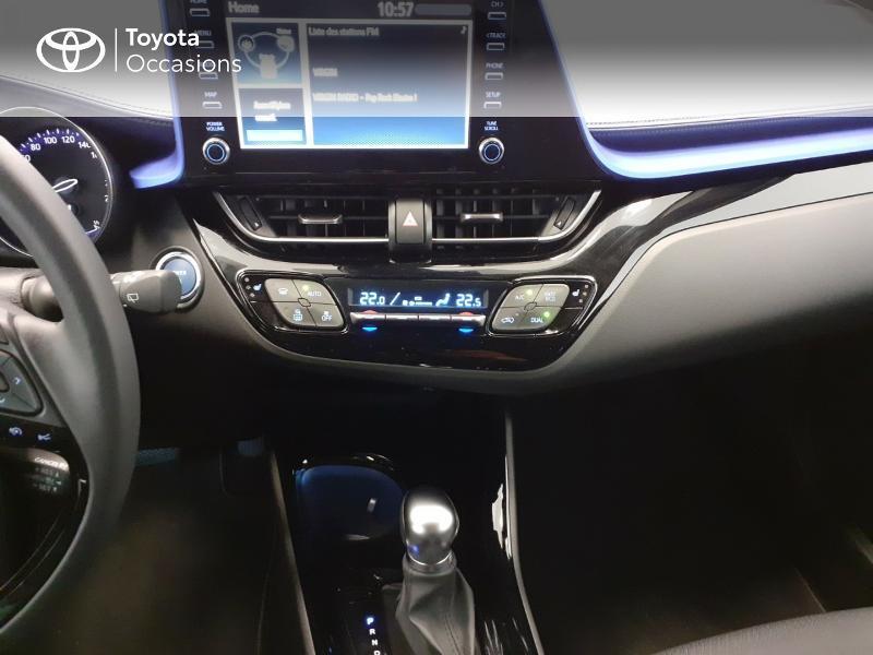 Photo 23 de l'offre de TOYOTA C-HR 122h Graphic 2WD E-CVT MC19 à 28980€ chez Brest Automobiles - Toyota Brest