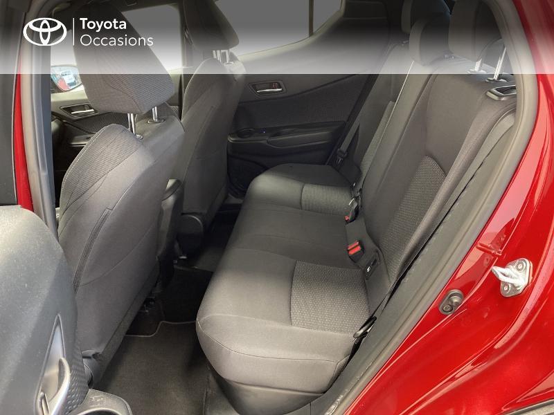 Photo 12 de l'offre de TOYOTA C-HR 122h Dynamic 2WD E-CVT à 18980€ chez Brest Automobiles - Toyota Brest