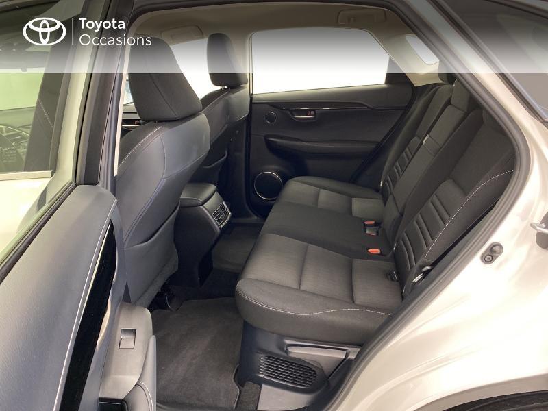 Photo 12 de l'offre de LEXUS NX 300h 2WD Pack Business à 27480€ chez Brest Automobiles - Toyota Brest