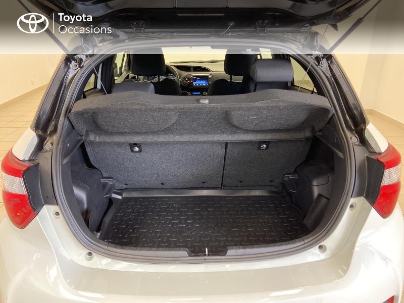 Photo 10 de l'offre de TOYOTA Yaris 100h Collection 5p MY19 à 15980€ chez Brest Automobiles - Toyota Brest
