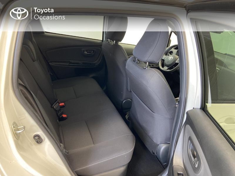 Photo 7 de l'offre de TOYOTA Yaris 100h Collection 5p MY19 à 15980€ chez Brest Automobiles - Toyota Brest