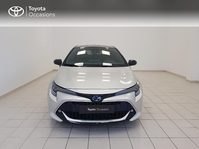 Photo 5 de l'offre de TOYOTA Corolla 122h Collection MY20 à 27490€ chez Brest Automobiles - Toyota Brest
