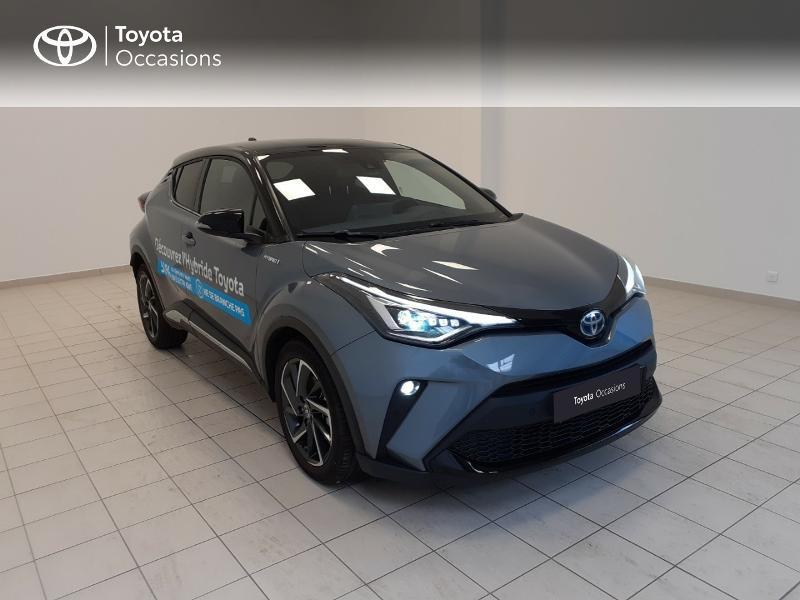 Photo 19 de l'offre de TOYOTA C-HR 122h Graphic 2WD E-CVT MC19 à 28980€ chez Brest Automobiles - Toyota Brest