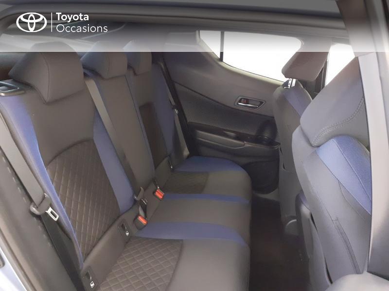 Photo 7 de l'offre de TOYOTA C-HR 122h Graphic 2WD E-CVT MC19 à 28980€ chez Brest Automobiles - Toyota Brest